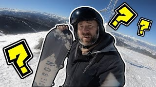Best New Snowboard Technology in Years ??