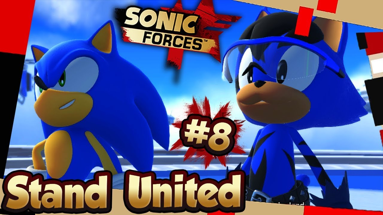 ABM: Sonic Forces Gameplay!! Walkthrough # 8 HD *Nintendo Switch*