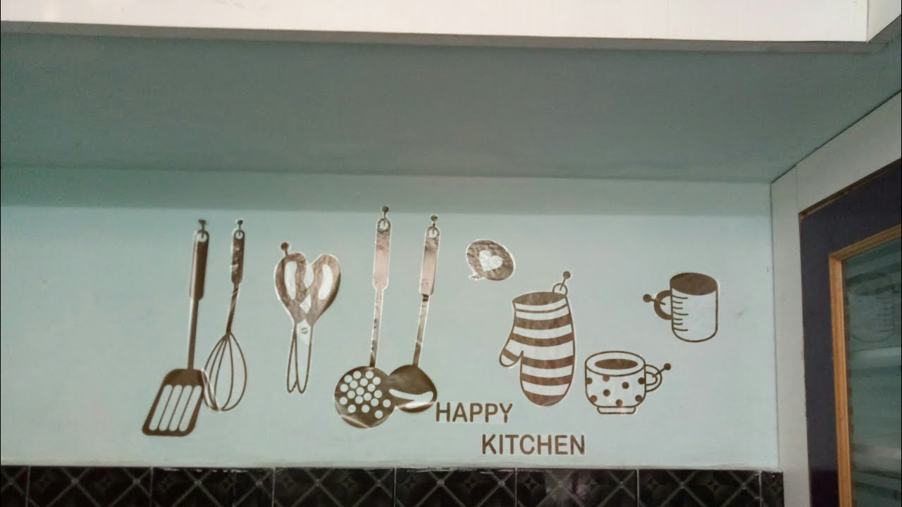 How To Stick Wall Decals Decal Designs