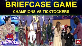 Briefcase Game | Game Show Aisay Chalay Ga Eid Special | TickTock Vs Champion