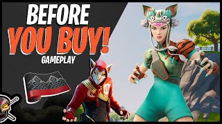 Before You Buy TIGERESS and SWIFT in Fortnite! | Tiger Claws/Lucky Axes - (Fortnite Battle Royale)