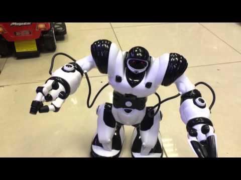 Интерактивный робот Тиктоник