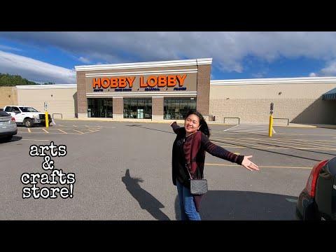 I love Hobby Lobby: Arts and Crafts Store