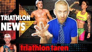 TRIATHLON NEWS Aug 14, 2018: Why People Are Outraged at this Fitness Model, USA Nationals