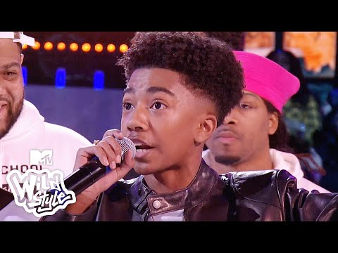 'Black-ish' Marsai Martin & Miles Brown Give Nick Cannon The Business 😂🔥 Wild 'N Out