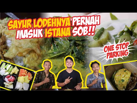 one-stop-parking---menu-masakan-tradisional-hidangan-presiden-!!!