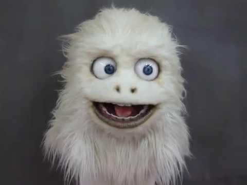 魔人社Friday購物雪怪製作2014mostudio animatronic Yeti suit http://www.mostudio.com.tw