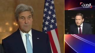 وزير الخارجية البريطاني يشدد على وجوب الضغط على نظام الأسد وحلفاءه لوقف الأعمال العدائية