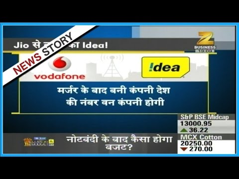 Vodafone and Idea may merge soon