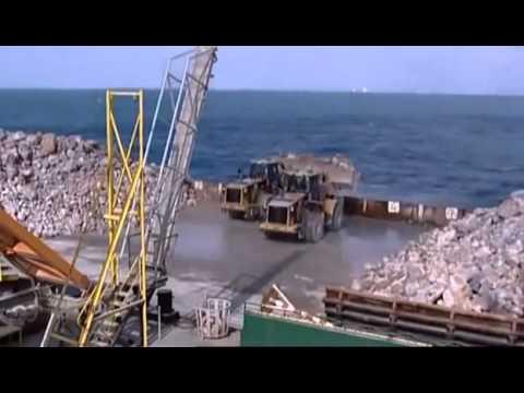 The Palm Island, Dubai UAE Megastructure Development - YouTube
