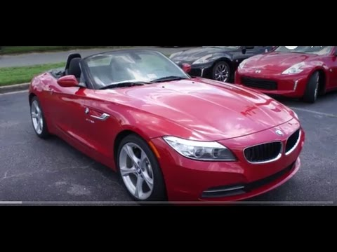 2014 bmw z4 sdrive28i walkaround start up tour and. Black Bedroom Furniture Sets. Home Design Ideas
