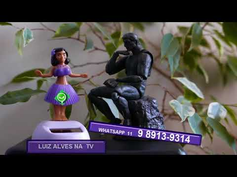 TVS QUADRO LUIZ  ALVES  NA  TV
