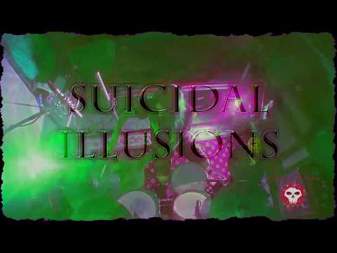 Nate Bohnet - Suicidal Illusions (Feat: Pete Mercer) - OFFICIAL MUSIC VIDEO