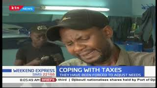 Low income earners struggle with taxes