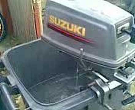 Suzuki 4HP DT4 Outboard - YouTube