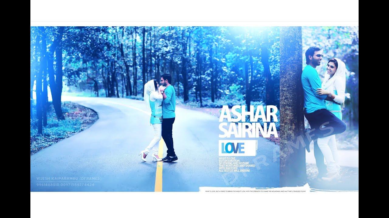Ashar + Sairina Wedding Highlights - Aug 2013 - D Frames - (Kerala ...