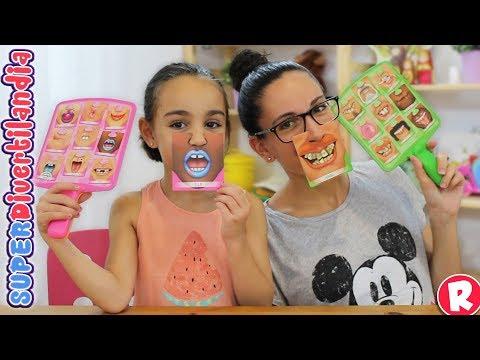 Que Narices! Andrea y Raquel en SUPERDivertilandia.