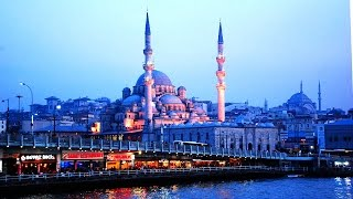 Istanbul - Turkey - Gopro - Travel/ Стамбул - Турция - Путешествие(Видео снято в Стамбуле, столице Турции в апреле 2015 года на камеру GoPro - Айя София, Голубая мечеть, Босфор,..., 2015-04-22T05:12:30.000Z)