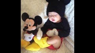 【赤ちゃんが泣きやんで寝る音楽】ディズニーオルゴールメドレー 胎教にも最適