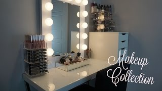 VANITY TOUR / MAKEUP COLLECTION | MacKenzie Hyatt