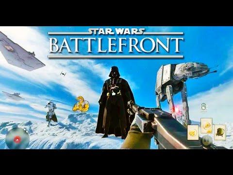Star Wars Battlefront Beta | Kicking Darth Vader in the Balls | Gameplay PC Livestream