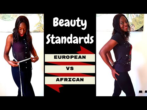 Women's Beauty Standards Around The World| Europe Vs Africa| Different Definitions Of Beauty
