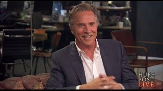 Don Johnson Interview: Heroin and