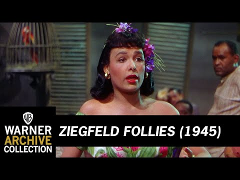 Ziegfeld Follies 1946 – Lena Horne Sings Love