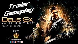 Disponible en HD Trailer gameplay del nuevo Deus Ex Tengo muchas ganas de probar esas mejoras de Jensen   Sgueme