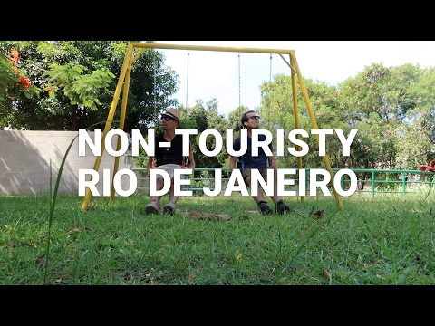 Things to See in Rio: Madureira Park | Vlog Rio de Janeiro
