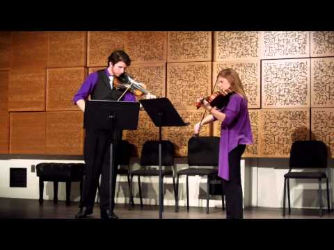 Fuchs - Opus 60 - Movements 1, 4, and 3
