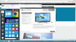 How to bring back the Start Menu in Windows 8.1