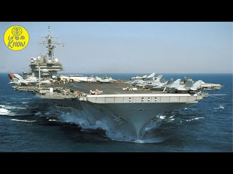 This U S  Aircraft Carrier Was On Exercise In 2006 When An Unexpected Guest Left The Navy Red faced