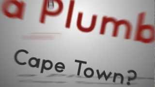 Plumbers Cape Town Area *021 300 7896* Best 24 Hour Emergency Plumbing Service