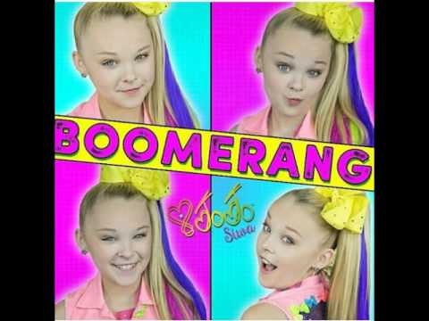 Jojo Siwa Boomerang YouTube