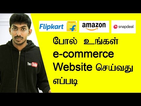 How to Make e-commerce Website without coding Knowledge | TTG