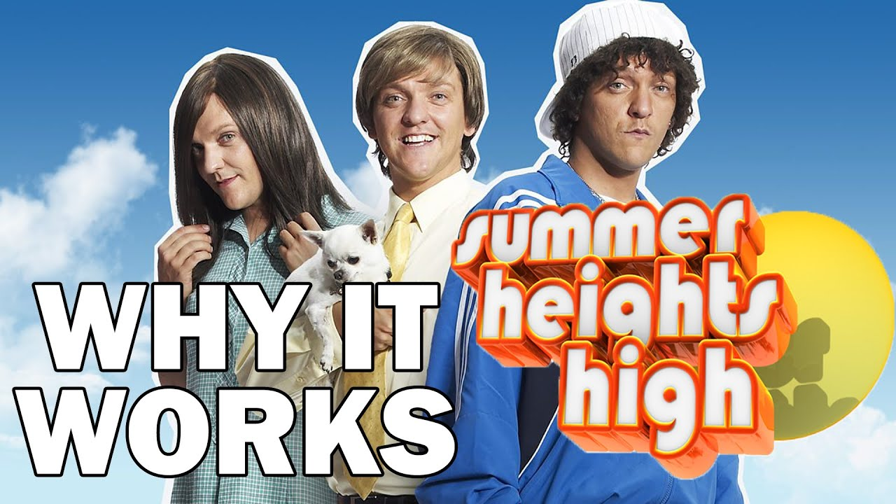 Download Chris Lilley's Politically Incorrect Masterpiece | Summer Heights High
