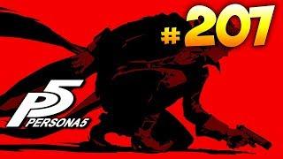 Persona 5 ► запись стрима #207 (4.08.2019)