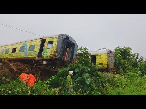 Nagpur-Mumbai Duronto Express derailment , Mumbai duronto express train accident