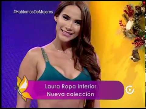 DESFILE LAURA ROPA INTERIOR COLOMBIANA NUEVA COLECCIÓN 2018-2