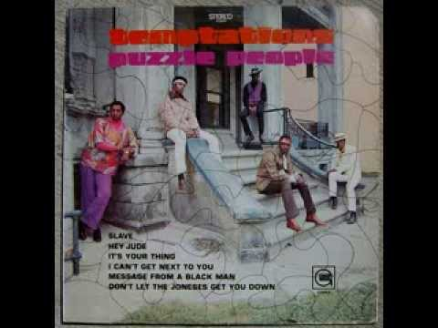 The Temptations  Don't Let The Joneses Get You Down