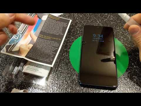 HOW TO APPLY A LIQUID SCREEN PROTECTOR   NANOTECH LIQUID SCREEN PROTECTOR APPLICATION