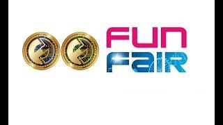 FUNFAIR Blockchain Casino Updates, Devcon4, & New Game