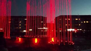 фонтан в Учалах