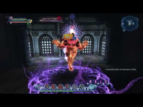 DC UNIVERSE MENTAL ROTATION/CYCLE LOADOUT