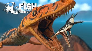 อัพเดทใหม่!! โครตไอ้เหี้...อสุรกายยักษ์เขมือบโลก | Fish Feed and Grow #73