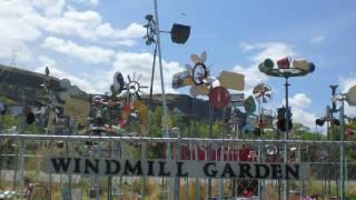 'gehrke Windmill Garden' Trailer