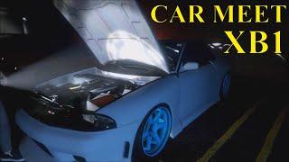 Car meet by GTA ANY CAR MEETS CLUB, GTA 5 ONLINE, XB1