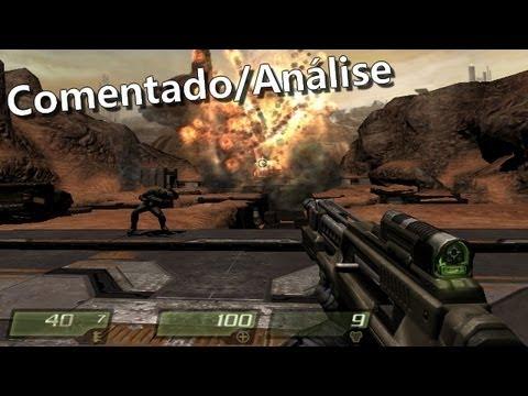 Análise] Quake 4 - XBOX 360 - YouTube