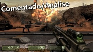 [Análise] Quake 4 - XBOX 360